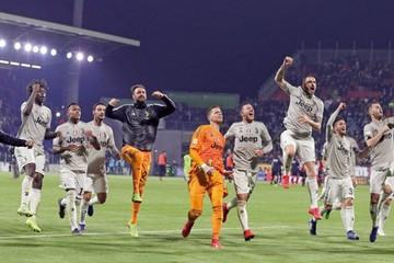 Juventus acaricia la corona