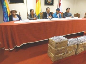 Alcalá: Concejo  inicia difusión  de Carta Orgánica