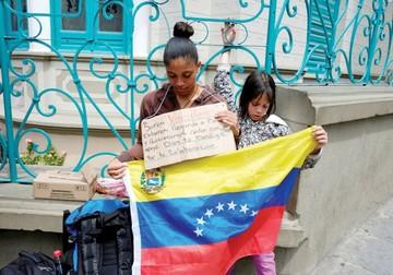 Gobierno niega persecución a ciudadanos venezolanos