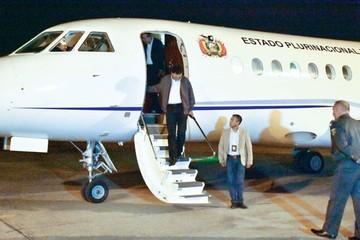 Evo Morales alista viaje a Dubái y Turquía