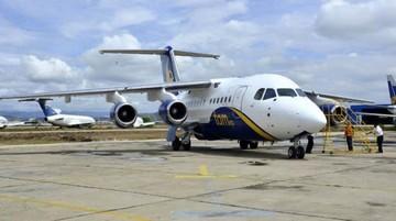 TAM reanuda vuelos comerciales