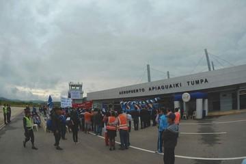 Piden habilitar vuelos solidarios desde y hacia Monteagudo