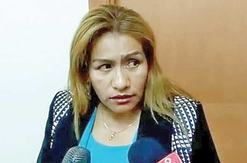 Ex jueza Pacajes declaró un patrimonio de Bs 1 millón ante la Contraloría