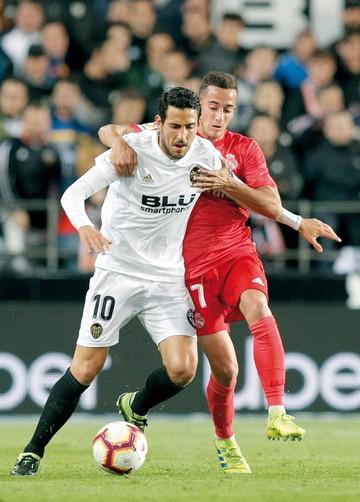 Valencia más que el Madrid