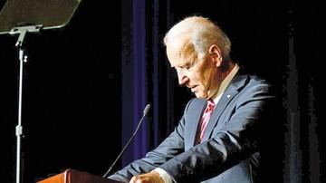 Biden promete ser más respetuoso con las mujeres