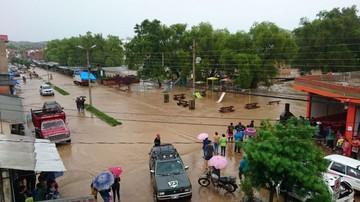 Gobernador pide ayuda al Estado por desastres