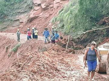 Monteagudo espera ayuda ante desastres