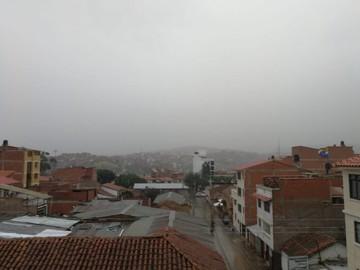 Continúan las lluvias en Sucre y el Alcalde promete declaratoria de desastre