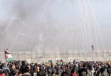 Ataques dejan heridos  en débil Franja de Gaza