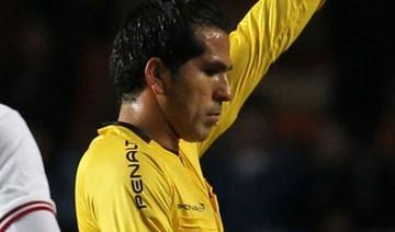 Tribunal ordena examen antidoping para el árbitro Raúl Orozco