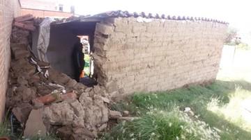 Sube a 19 el número de casas dañadas por lluvias