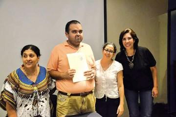 Centro de la Cultura Plurinacional regala poesía en braille