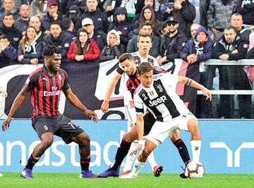 Juventus remonta y hoy podría coronarse campeón