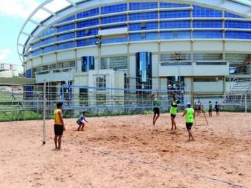 Vientos de cambio en el voleibol de playa