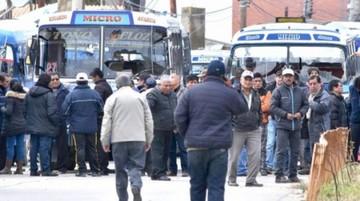 """Choferes firman un """"pacto de lealtad"""" ante lío de corrupción por traspasos de Vías Bolivia"""