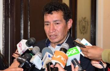 Borda será Presidente por sucesión constitucional