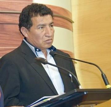 Víctor Borda asumirá la presidencia del Estado