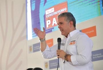 Alertan sobre atentado a Presidente colombiano