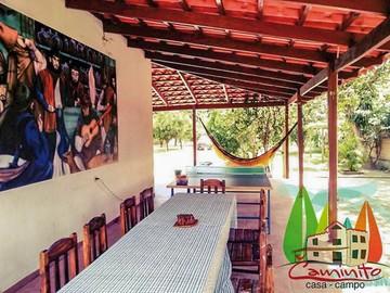 """La casa de campo """"Caminito"""" ofrece exclusividad en la comunidad Surima"""