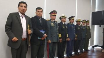 Borda afirma que cumple su sueño al asumir como Presidente interino de Bolivia