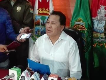 Presidente del TCP confirma que el magistrado Ceballos retornó a su fuente laboral