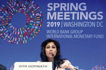 FMI advierte contracción de la economía en 2019