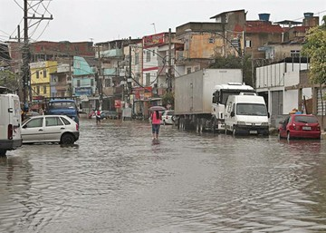 Intensas lluvias en Río de Janeiro dejan varios muertos