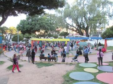 Retoman proyecto para ampliar Parque Bolívar