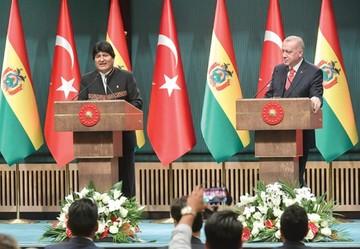 Bolivia y Turquía prevén ampliar cooperación y actividad comercial