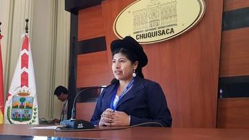 Gobernación de Chuquisaca respalda a magistrado del TCP denunciado por violencia