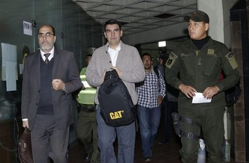 Niegan cesación de detención preventiva solicitada por Leyes