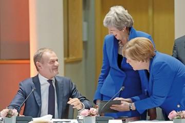 """La UE acuerda prórroga  del """"brexit"""" hasta octubre"""