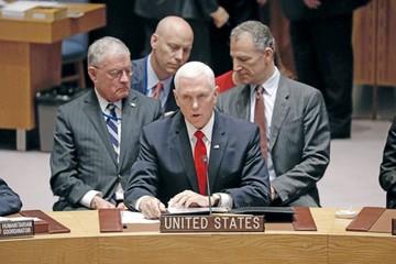 EEUU quiere que la ONU reconozca a Juan Guaidó