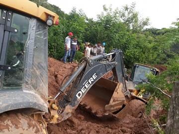 Ayuda humanitaria ingresa al Chaco