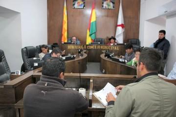 Fisculco: Ediles piden ampliación de informe