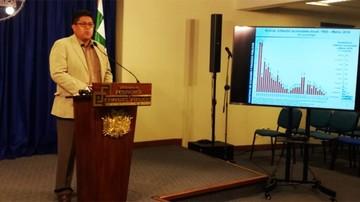 Viceministro aclara que la canasta familiar es de Bs 1.600