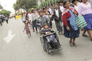 Más de 800 niños tienen alguna discapacidad