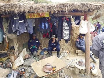 Mineros solicitan apoyo para mejorar producción