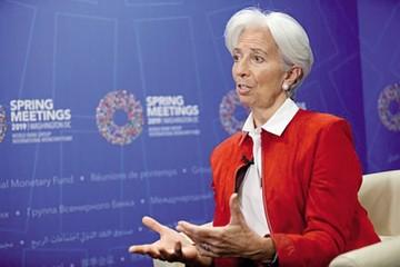 """Lagarde: El FMI ya no es el """"monstruo"""" en Latinoamérica"""