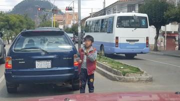 Cerca de 400 mil niños, niñas y adolescentes trabajan en Bolivia