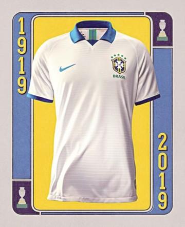 Brasil analiza jugar de blanco