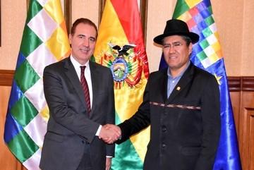 Presidente de CorteIDH destaca tranquilidad en Bolivia, según Canciller