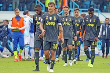 """El Spal aplaza el  """"Scudetto"""" de un  Juventus sin CR7"""