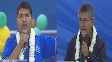 Alcalde afirma que Dios envió a Evo para salvar Bolivia