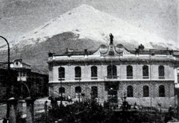 La primera Casa de Moneda de Potosí