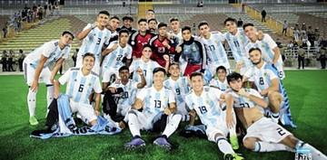 Argentina se consagra en el Sudamericano Sub 17