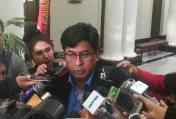 Juez declara infundada la solicitud de extinción de la denuncia contra Ceballos
