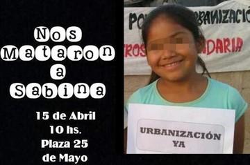 Argentina: Violan y asesinan a niña boliviana