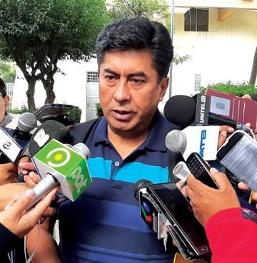 El MAS decide enjuiciar a Ceballos por no dimitir
