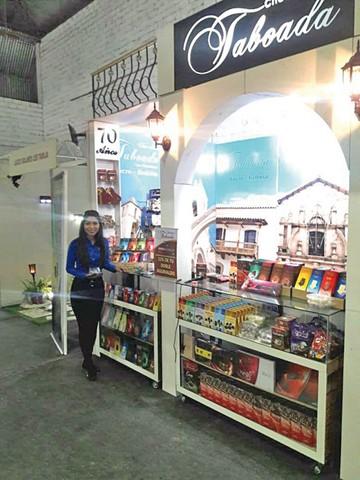 Taboada vuelve con premio de la Fexpo Tarija 2019
